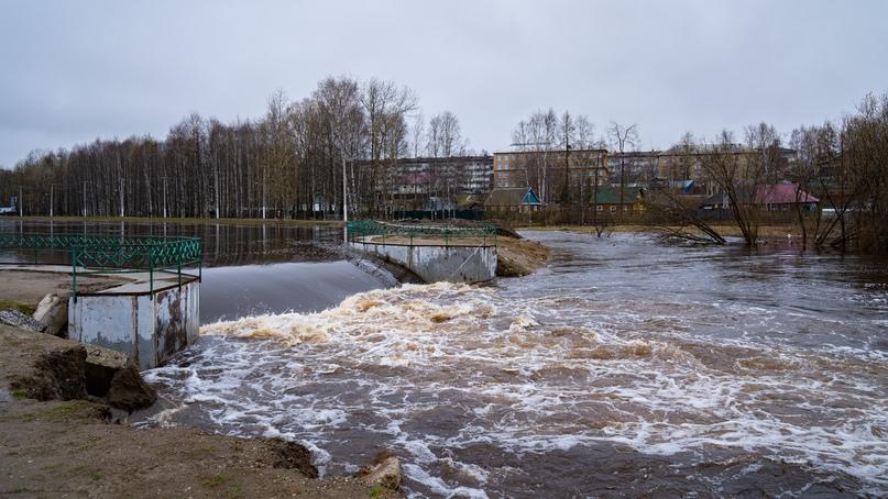 Паводок в Ухте: мониторинг, прогнозы и принимаемые меры, изображение №5