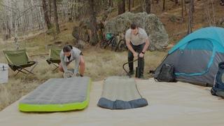 Надувной матрас Bestway Pavillo Roll & Relax Airbed Twin