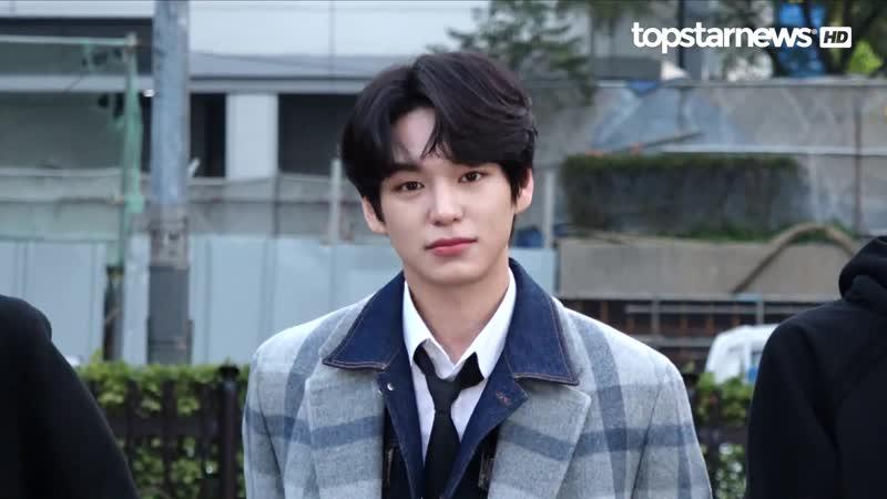 191108 VICTON @ По пути на Music Bank @ TopStarNews
