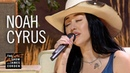Noah Cyrus - July (The Late Late Show with James Corden)