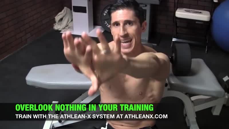 Твоя Тренировка Неполноценная Без Этого Упражнения На Грудные - Джефф Кавальер