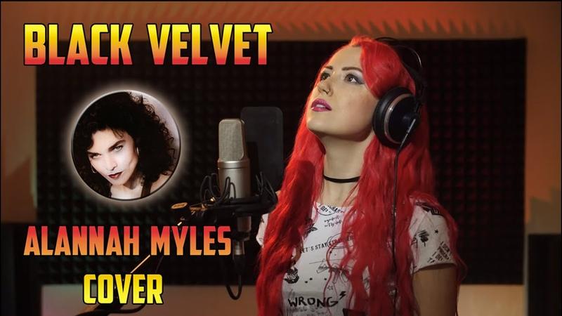 Julia Ivanova Black Velvet Alannah Myles cover