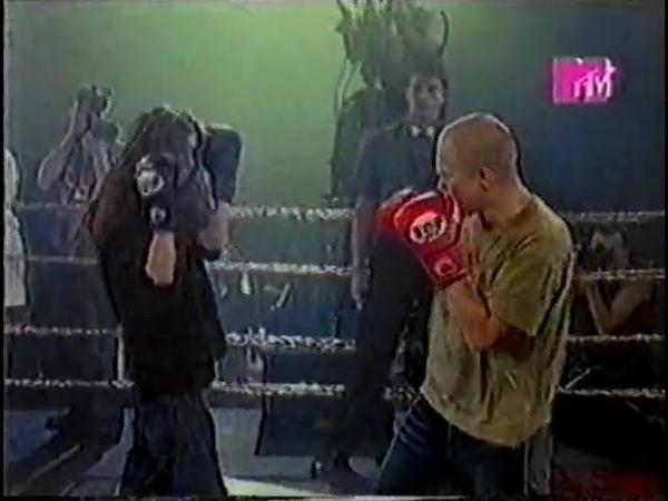 Децл vs Грув   MTV Бойцовский клуб (2003)