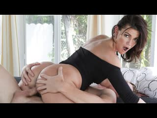 Becky bandini milf mind games and muff stuffing (big ass, brunette, doggystyle, indoor, office, creampie, pov, milf)