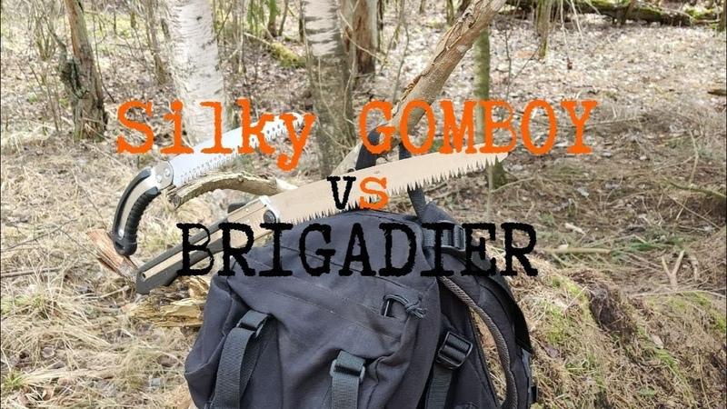 Silky GOMBOY vs Brigadier