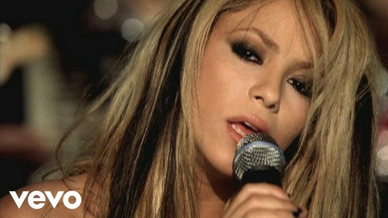 Shakira Te Aviso Te Anuncio Tango