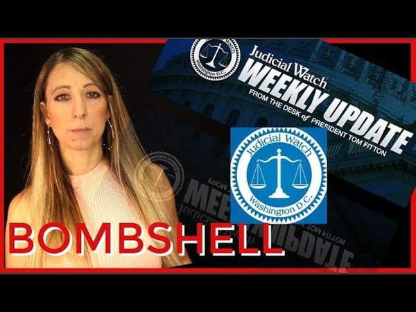 616 Judicial Watch Drops a BOMBSHELL Guess Who's At The Center of Trump's Coup Cabal YouTube