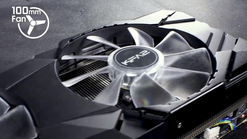 KFA2 GeForce RTX 1-CLICK OC Series
