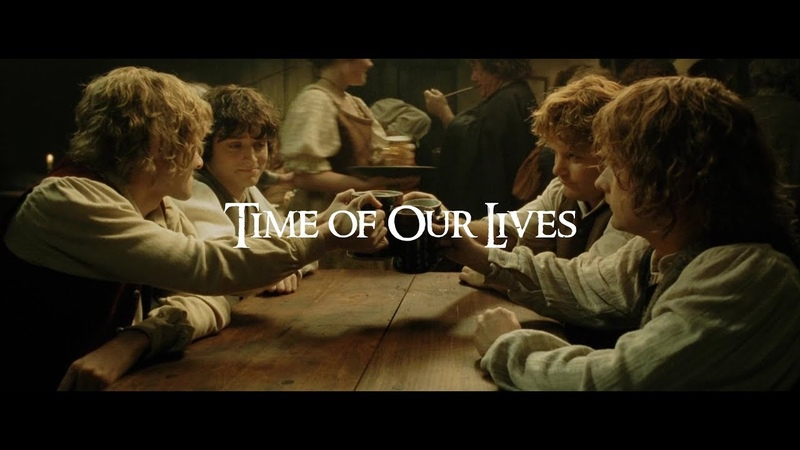 The Lord of the Rings Hobbit Tribute || Time of Our Lives