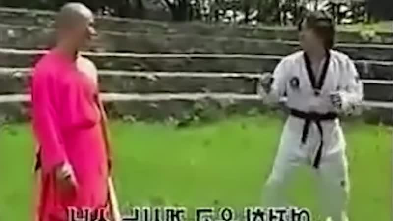 201911050001 Китайский кунг фу прогресс в мире боевых искусств!