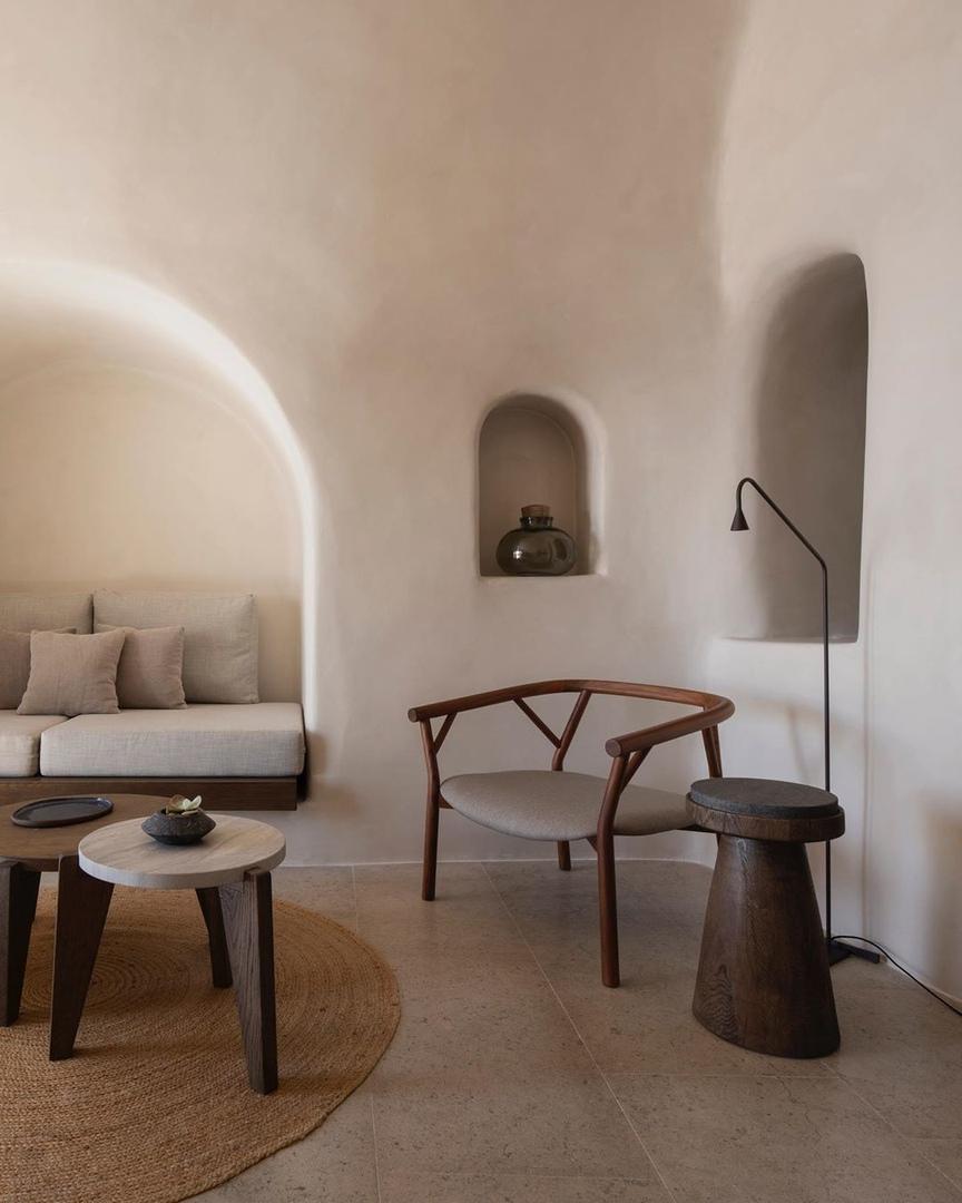 Vora Villas by K-Studio in Imerovigli, Greece