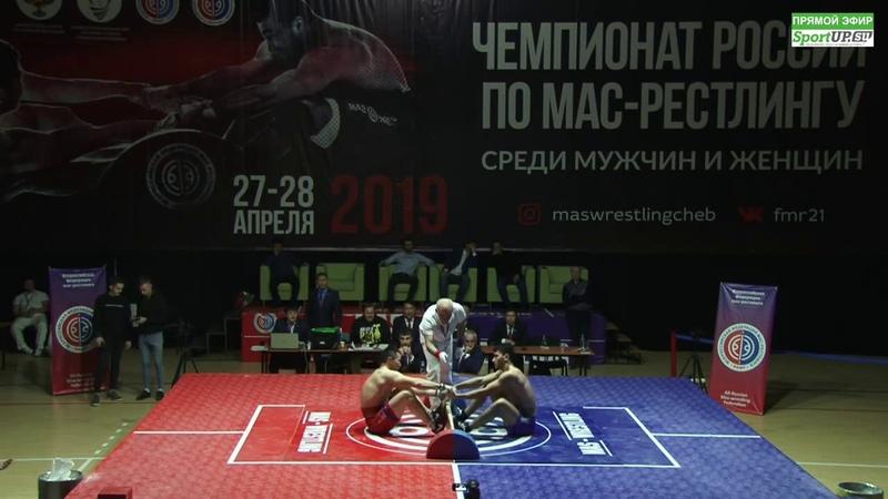Гуляев Егор РС Я vs Аргашоков Заурби КБР схватка за 3 место до 80 кг