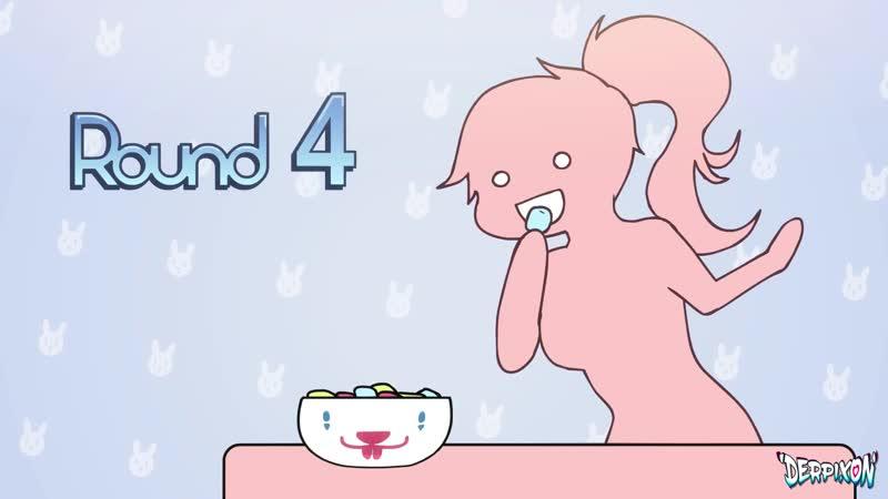 Deprixon Styffy Bunny Пухлый кролик Игра на выбывание
