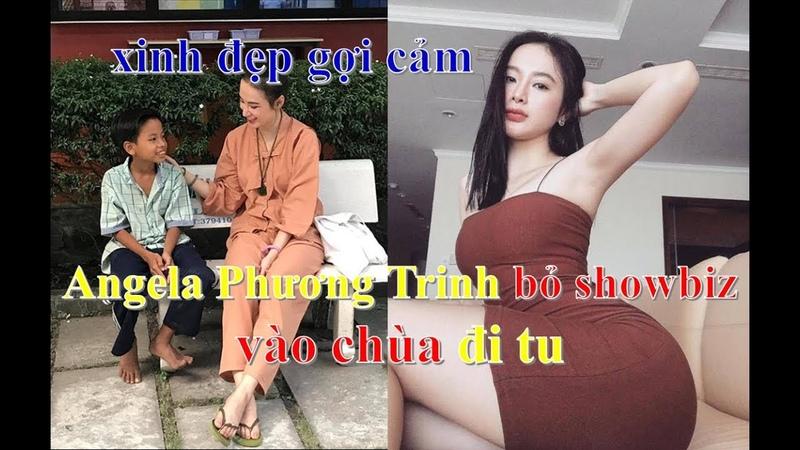Angela Phương Trinh bỏ phong cách xinh đẹp gợi cảm vào chùa đi tu ❤ Việt Nam Channel ❤