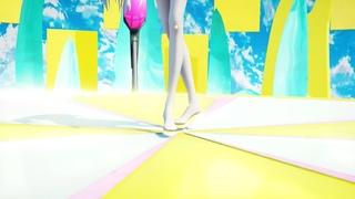 【 Sukone Tei / 健音テイ 】Yellow (Cover)【 UTAU x MMD 】