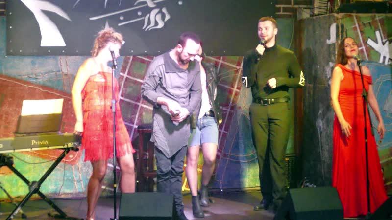 Короли ночной Вероны из мюзикла Ромео и Джульетта