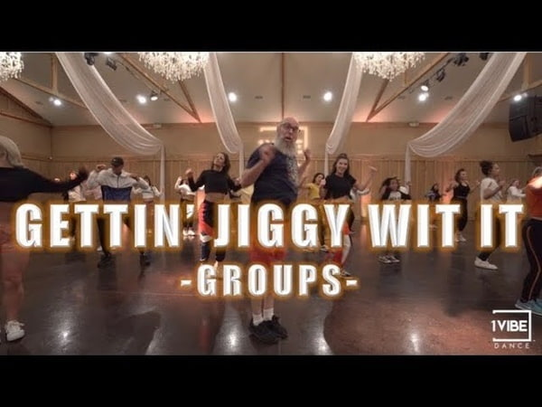 GROUPS - GETTIN' JIGGY WIT IT - WILL SMITH | 1VIBE Dance | Jen Colvin Choreography