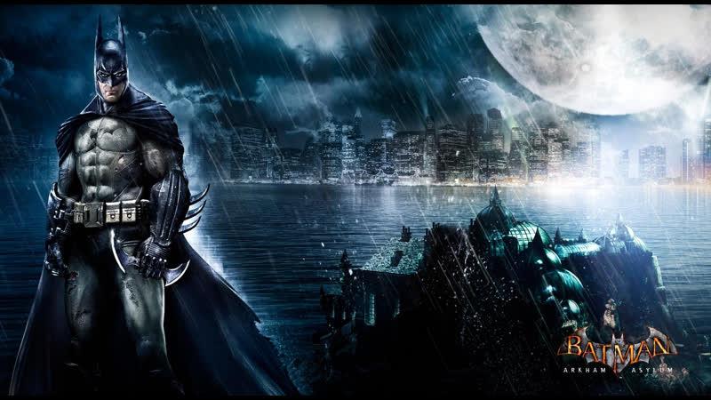 Batman Arkham Asylum Breakout Trailer