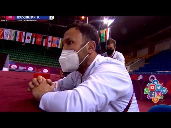 Североказахстанский борец Нуркожа Кайпанов стал чемпионом Азии