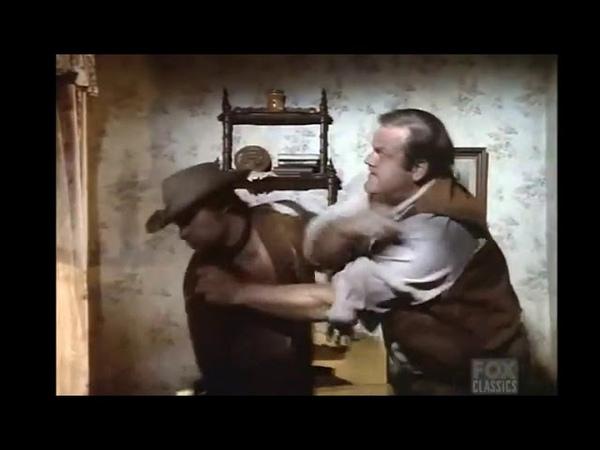 Bonanza: Bushwhacked - Joe Shot, Delirious, Nearly Smothered