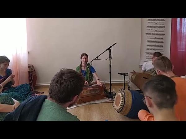 Kirtan Mela Novosibirsk