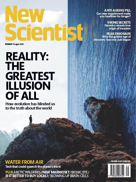 New Scientist Int 3.08.2019