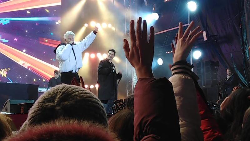 O-Zone - Dragostea Din Tei (Live at Revelion 2020)