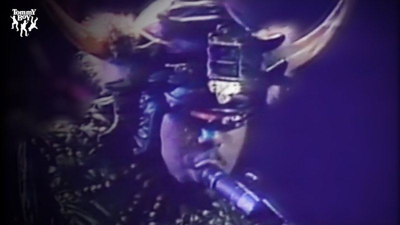 Afrika Bamabaataa The Soulsonic Force Planet Rock Official Music Video