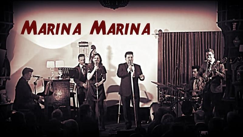 Marina, Marina - The LUCKY DUCKIES intimist live concert at Guimarães (20-Dez-2015)