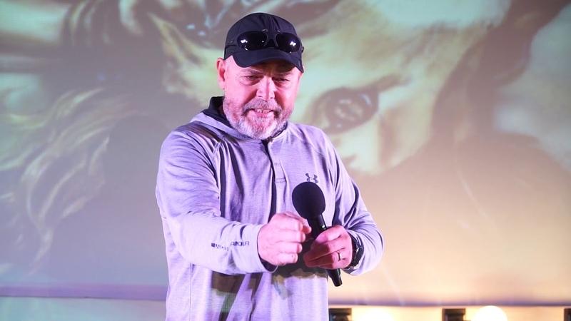 Конференция АЦДЖ декабрь 2017 Давид Хоган 4 ый день Владивосток