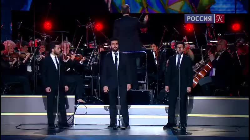 Il Volo Libiamo ne`lieti calici Bolshoi Theatre 19 03 19