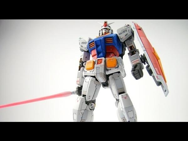 Real Grade RX-78-2 Gundam: Part 3 - Chest