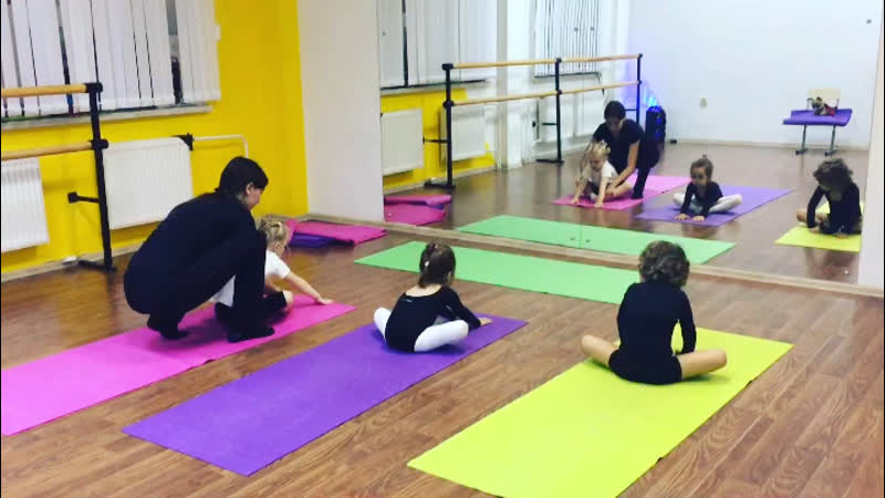 Цирковая гимнастика, группа 3-5 лет Эрвье, 10