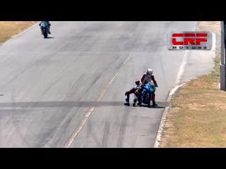 Costa rica moto fight