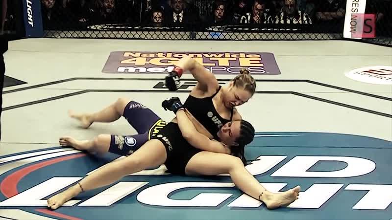 Ronda Rousey - как она есть (2016).