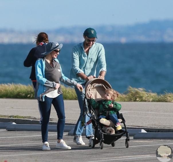 Актриса Джессика Честейн стала мамой во второй раз