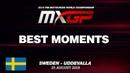 Best Moments MXGP Qualifying MXGP of Sweden 2019 motocross