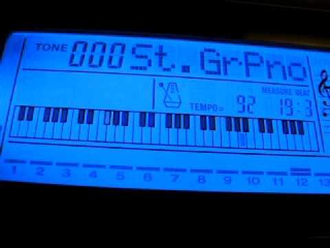 видео урок Dj Заебца Чётенько клубняк синтезатор