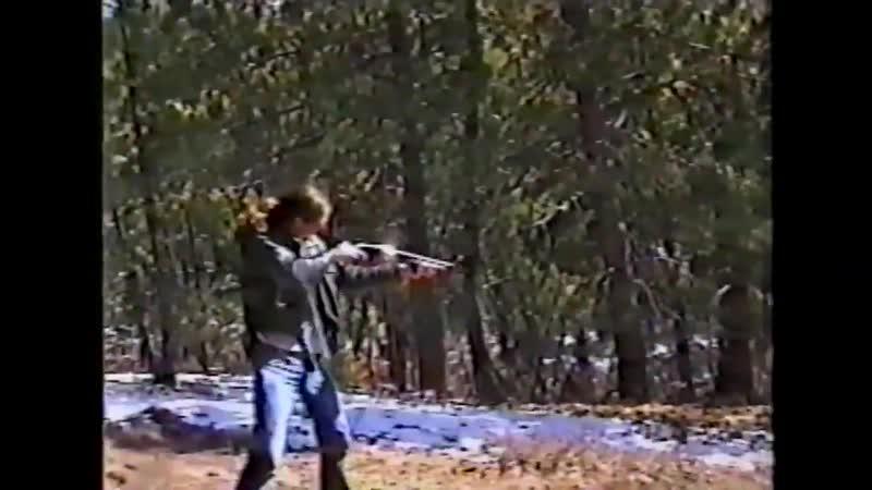 COLUMBINE EDIT - COLUMBINE VINE shooting in the forest