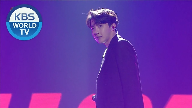 BTS J Hope Just Dance 2018 KBS Song Festival 2018 12 28