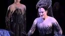 Flauto magico Regina della Notte Diana Damrau un duetto con sé stessa