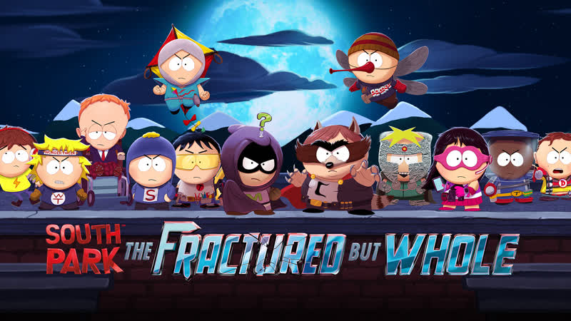 South Park The Fractured but Whole Слепое правосудие №2