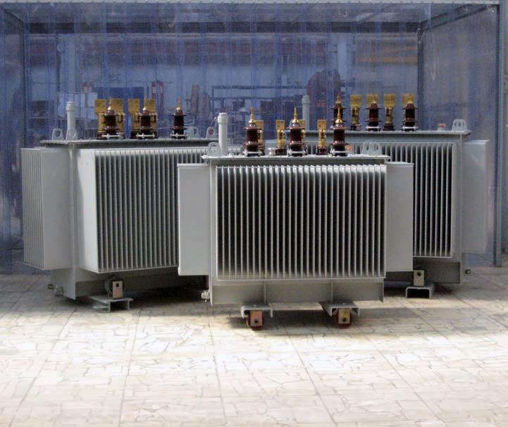 Герметичные масляные трансформаторы применение и характеристики