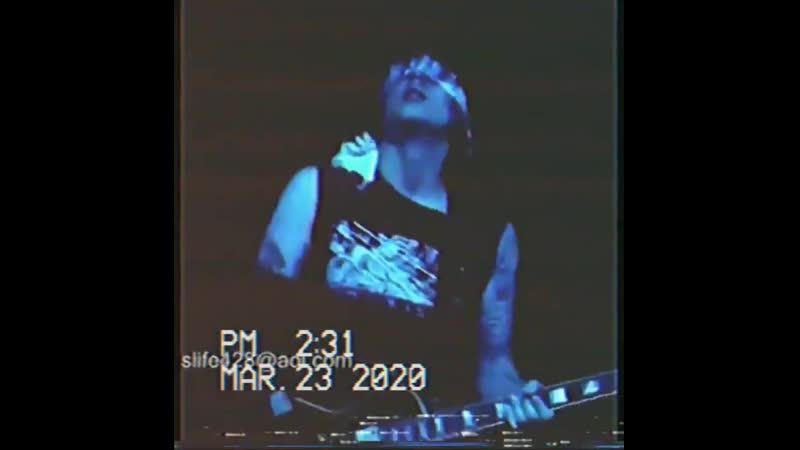Frank iero edit