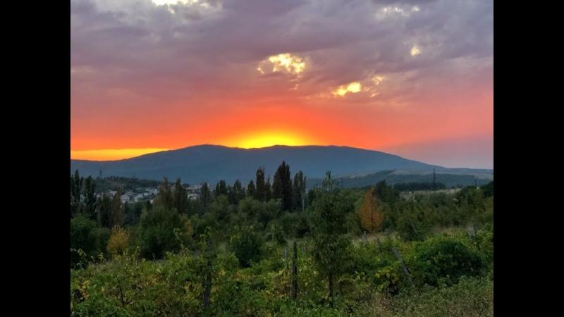 ГЕЛЕНДЖИК 2019. Поход в горы на ЗАКАТ. Гора КОРДОН.