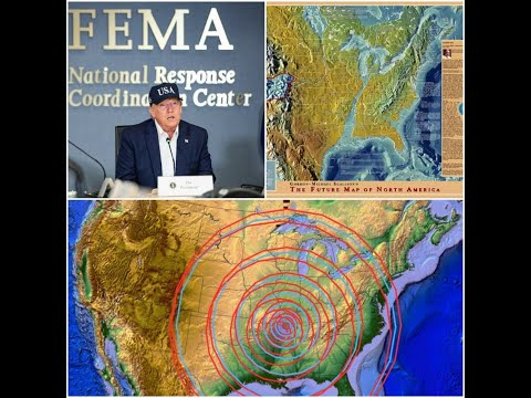 *NEW MADRID FAULT NOW WAKING UP MISSOURI RESIDENTS SHAKEN BY TREMOR EVENT IRAN MEXICO CHILE