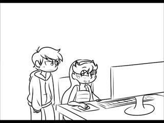 Star and Marco read Tomco Fics