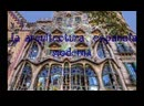La arquitectura española moderna ( de Daria Vasileva)