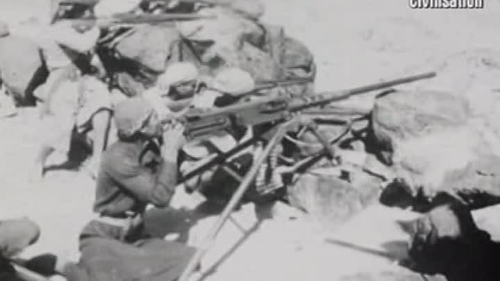 Войны XX столетия Серия 19 Война на Ближнем Востоке