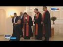 В Марксе прошло освещение Евангелическо лютеранской церкви Святой Троицы